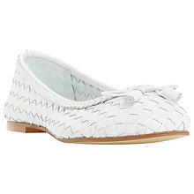 Buy Dune Hove Bow Detail Pumps Online at johnlewis.com