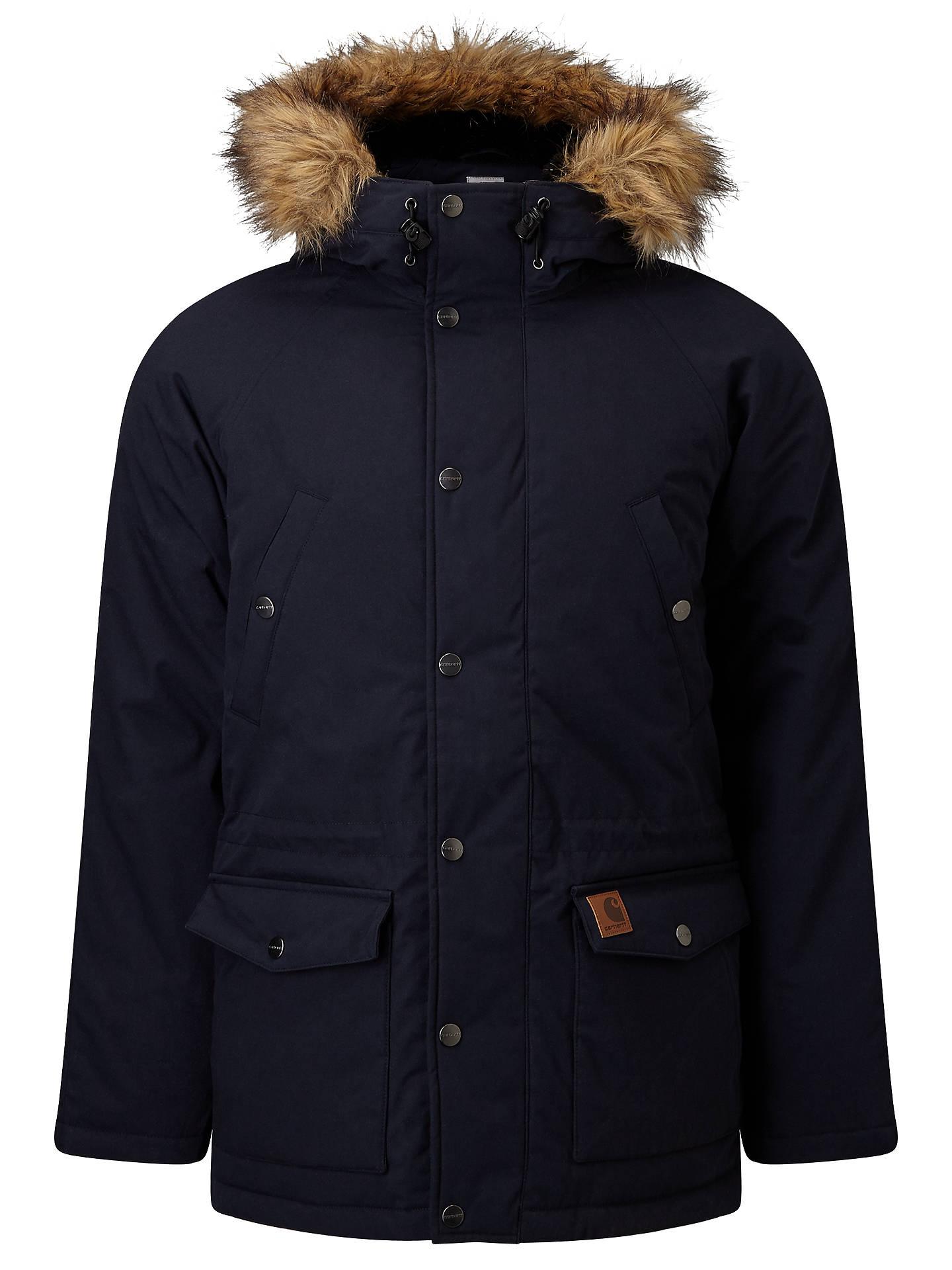 e0dad172f Carhartt WIP Trapper Parka Coat at John Lewis   Partners