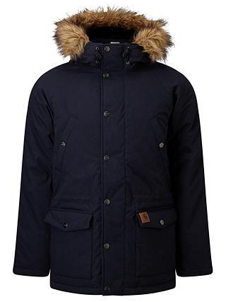 8a1ce4a3c Carhartt WIP Trapper Parka Coat at John Lewis & Partners