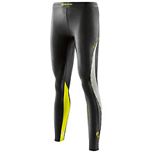 Buy Skins DNAmic Long Tights, Black Limoncello Online at johnlewis.com