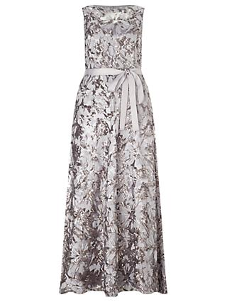 Studio 8 Mercury Maxi Dress, Silver