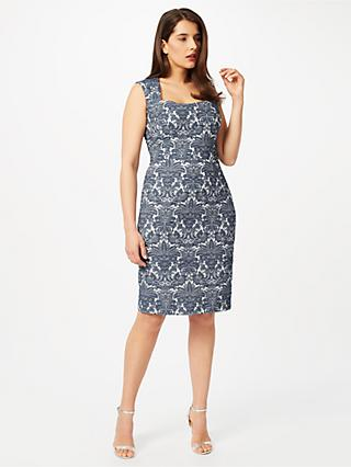 Studio 8 Petra Dress, Blue