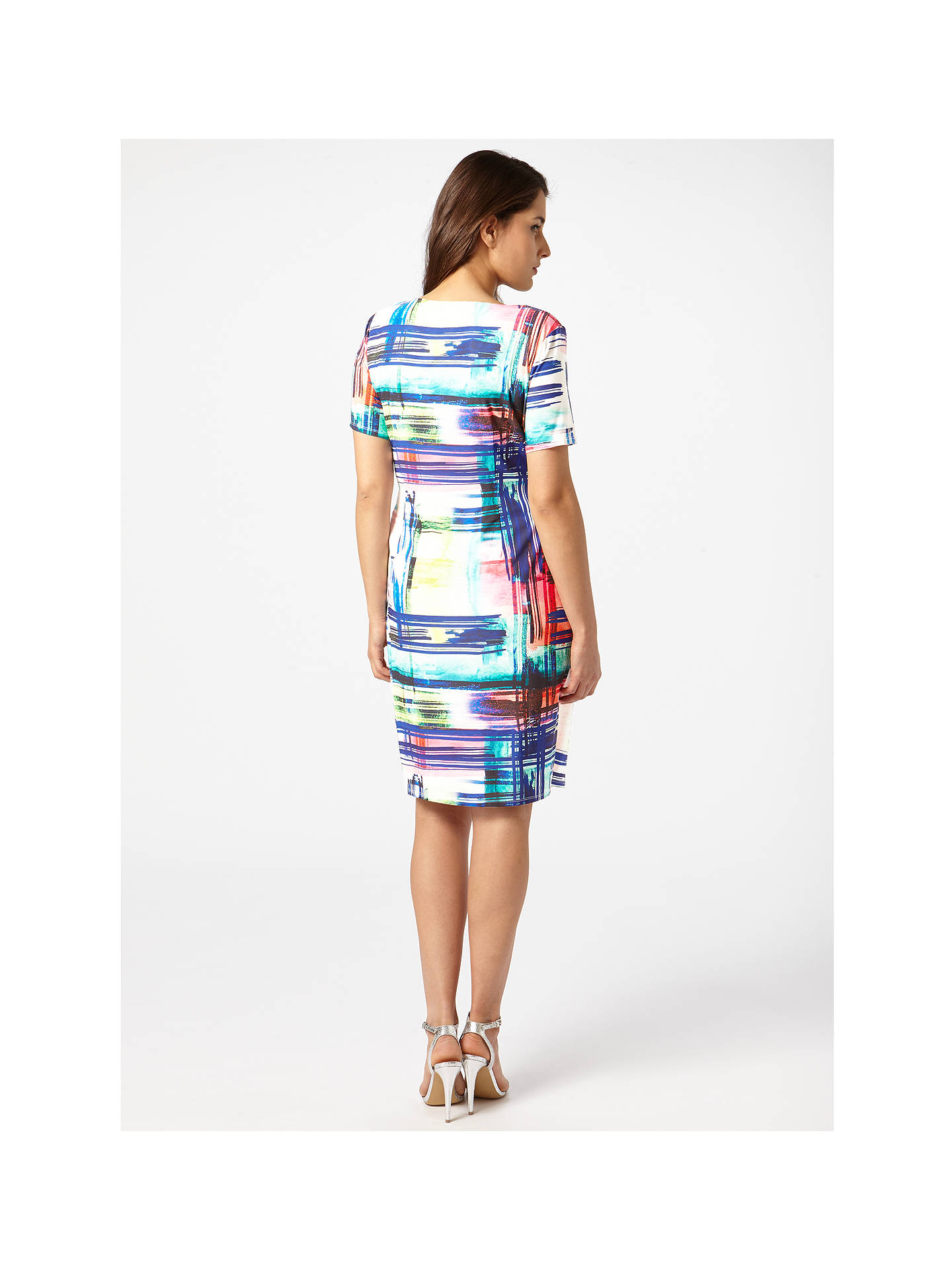 BuyStudio 8 Cailin Dress, Multi, 18 Online at johnlewis.com