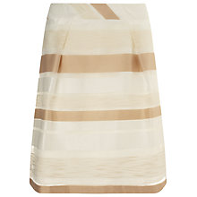 Buy Studio 8 Helaine Skirt, Stone Online at johnlewis.com