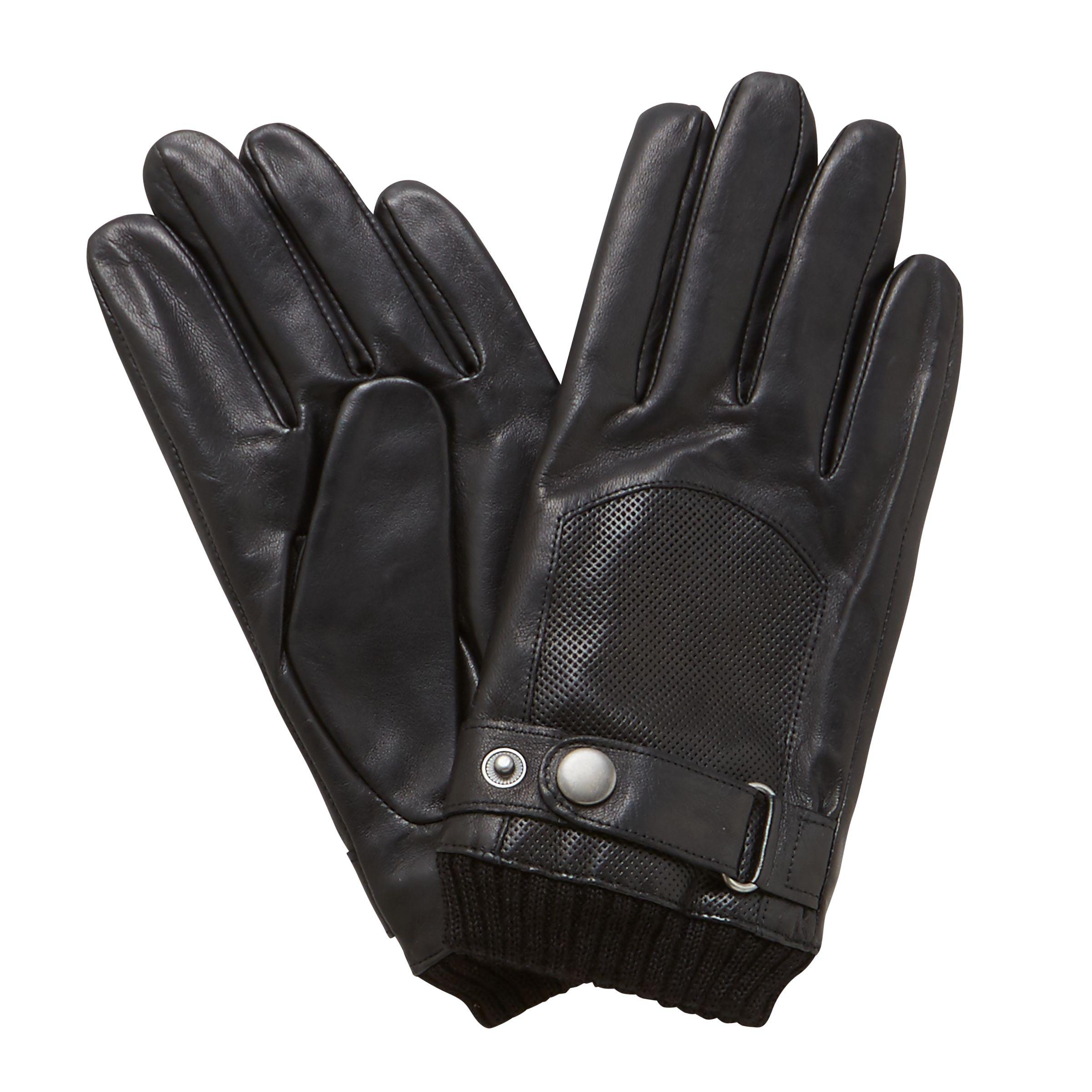 John lewis leather driving gloves - John Lewis Leather Driving Gloves 4