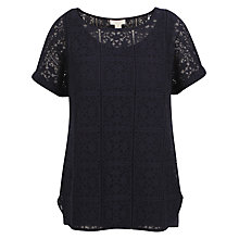 Buy Celuu Abbie Lace Shell Top Online at johnlewis.com