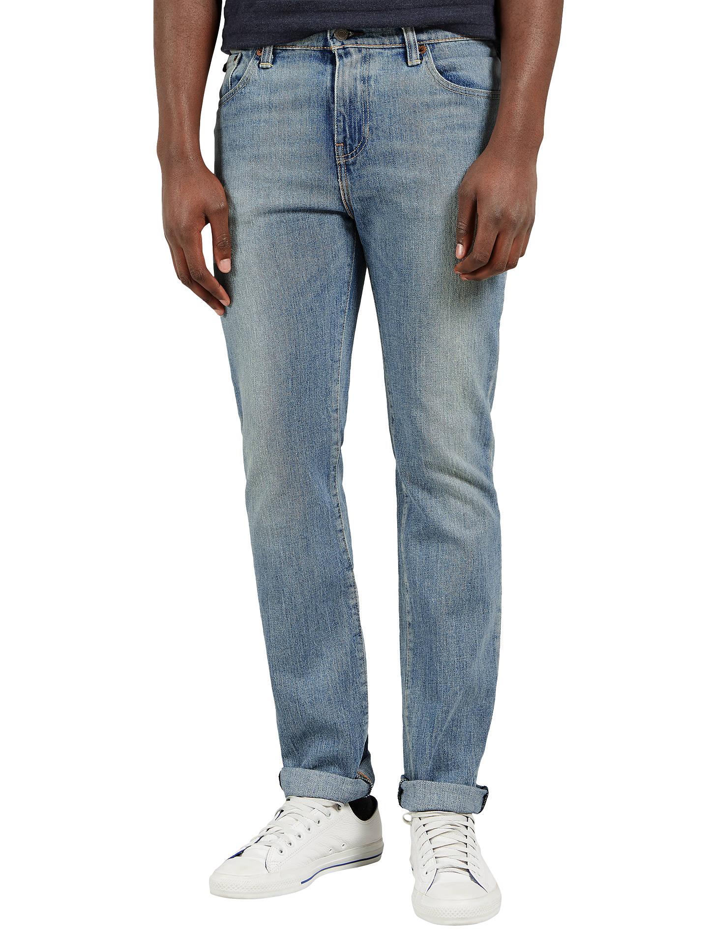 d5f9f0704e4 Buy Levi's 511 Slim Fit Jeans, Light Wash, 28R Online at johnlewis. ...