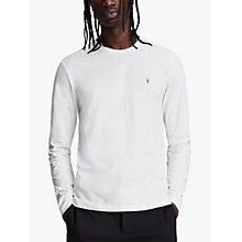 Buy AllSaints Brace Long Sleeve T-Shirt Online at johnlewis.com