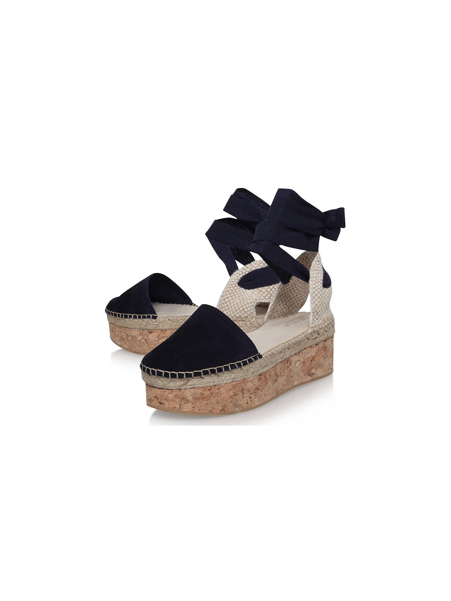 dc8de03ce81a Carvela Kupkake Cork Platform Sandals at John Lewis   Partners