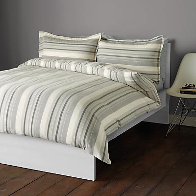 John Lewis City Stripe Cotton Bedding