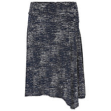 Buy Betty Barclay Printed Skirt, Dark Blue/White Online at johnlewis.com