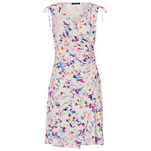 Buy Betty Barclay Floral Print Wrap Dress, Multi Online at johnlewis.com