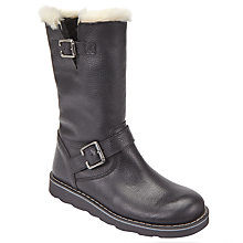 Buy John Lewis Children's Leia Shearling Boots Online at johnlewis.com