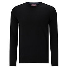Buy John Lewis Made in Italy Merino Wool Crew Neck Jumper Online at johnlewis.com