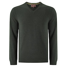 Buy John Lewis Made in Italy Cashmere V-Neck Jumper Online at johnlewis.com