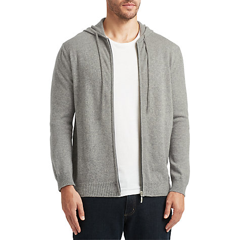 Buy John Lewis Made in Italy Premium Cashmere Hoodie Online at johnlewis.com