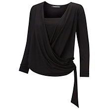 Buy Isabella Oliver Glendale Maternity Nursing Top, Caviar Black Online at johnlewis.com