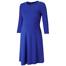 Buy Isabella Oliver Bayswater Maternity Dress, Sapphire Blue Online at johnlewis.com