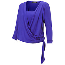 Buy Isabella Oliver Glendale Maternity Nursing Top, Sapphire Blue Online at johnlewis.com
