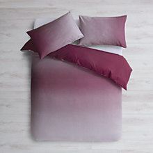 Buy Design Project by John Lewis No.010 Bedding, Juniper Berry Online at johnlewis.com