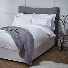 Buy John Lewis Rome Embroidered Cotton Bedding Online at johnlewis.com