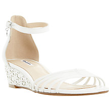 Buy Dune Kayleen Wedge Heeled Sandals Online at johnlewis.com