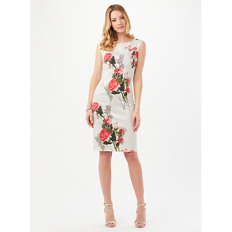 Buy Phase Eight Zillah Dress, Multi Online at johnlewis.com