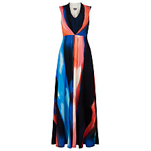 Buy Phase Eight Leona Print Maxi Dress, Multi Online at johnlewis.com