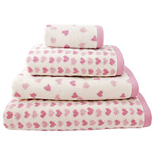 Buy Emma Bridgewater Pink Hearts Towels Online at johnlewis.com