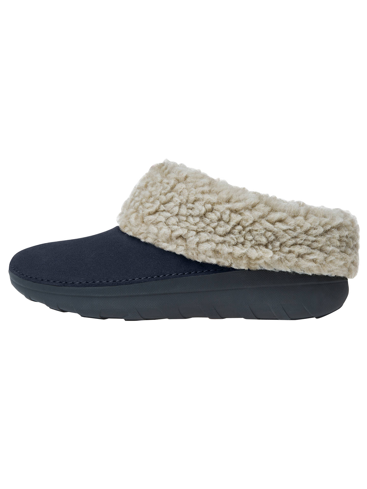 e0c675c72abcc Fitflop Loaff Snug Slippers at John Lewis   Partners