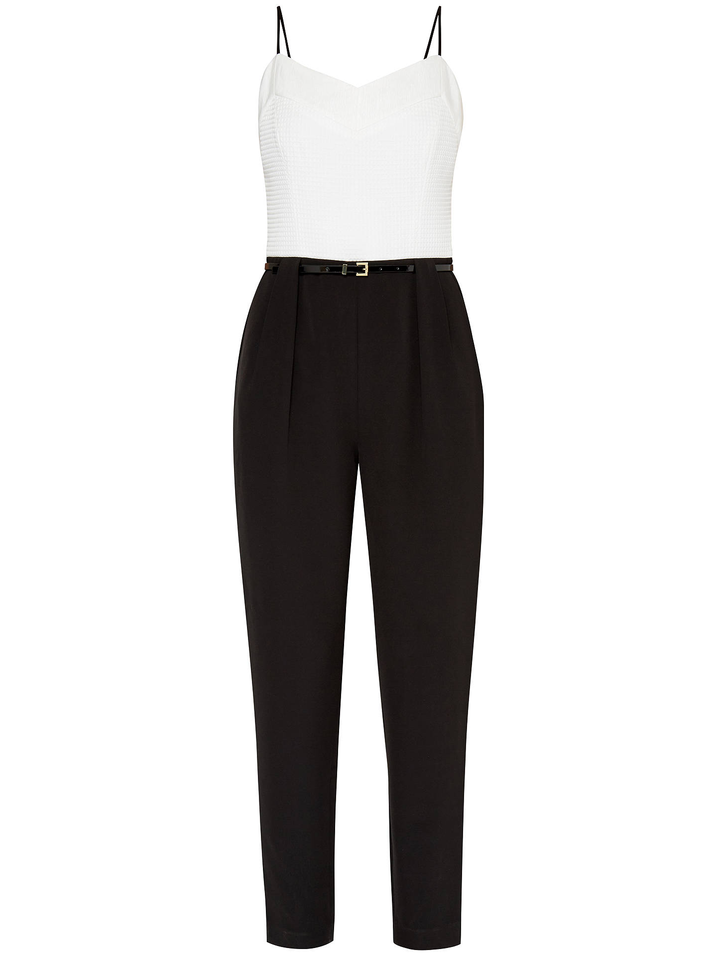 a51966124 Buy Ted Baker Cahron Contrast Jumpsuit