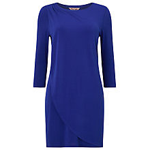 Buy Phase Eight Dotty 3/4 Sleeve Tunic, Marina Blue Online at johnlewis.com