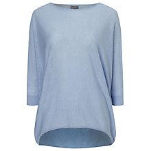 Buy Phase Eight Linen Becca Batwing Jumper Online at johnlewis.com