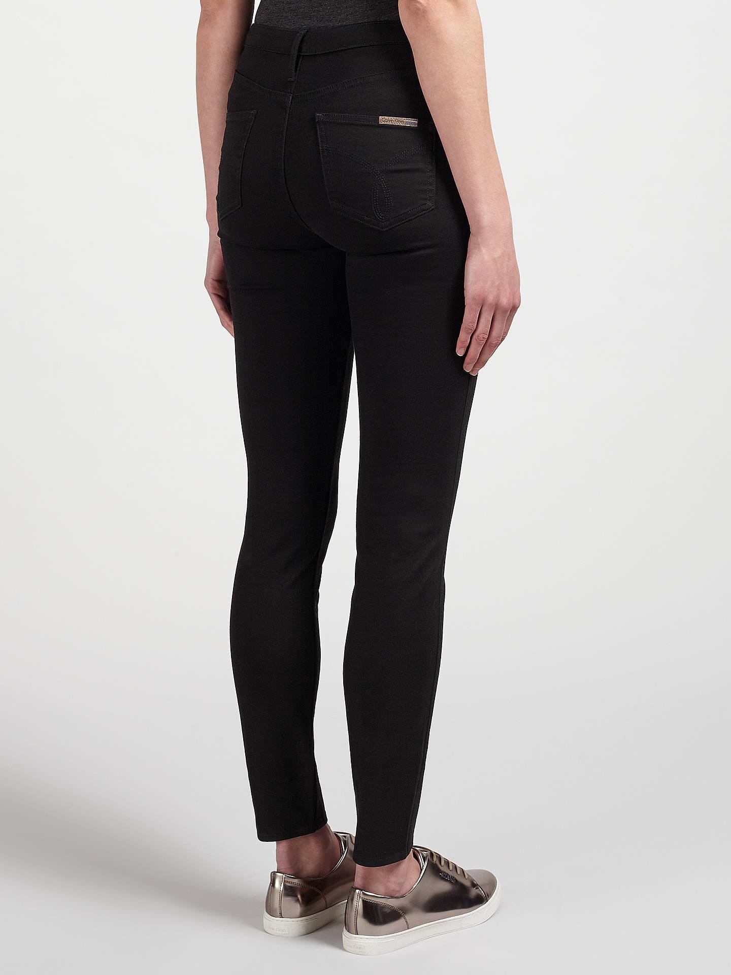 Buy Calvin Klein Jeans Black Stretch