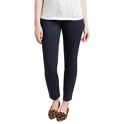 Gerry Weber Best4me Fit Slim Leg Jeans, Dark Blue Denim