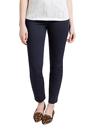 Gerry Weber Best4me Fit Slim Leg Jeans, Dark Blue Denim