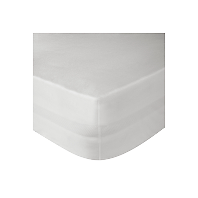 John Lewis 300 Thread Count Flexi-Fit Fitted Sheet