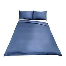 Buy John Lewis 400 Thread Count Soft & Silky Egyptian Cotton Bedding Online at johnlewis.com