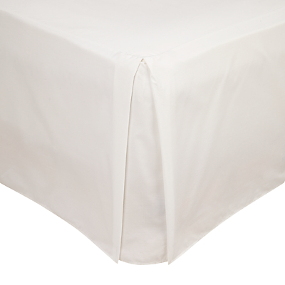 John Lewis 200 Thread Count Polycotton Valance