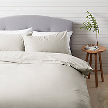 Buy John Lewis 200 Thread Count Polycotton Bedding Online at johnlewis.com