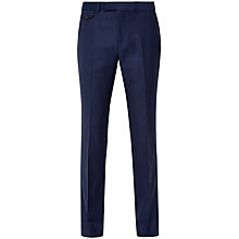 Buy Ted Baker Bobtro Tailored Suit Trousers, Blue Online at johnlewis.com
