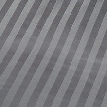 Buy John Lewis Satin Stripe 200 Thread Count Egyptian Cotton Bedding Online at johnlewis.com