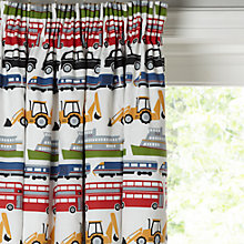 Buy little home at John Lewis On the Move Pencil Pleat Blackout Lined Curtains Online at johnlewis.com