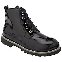 Buy John Lewis Children's North Lace Up Boots Online at johnlewis.com