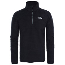 Buy The North Face 100 Glacier 1/4 Zip Men's Fleece Online at johnlewis.com