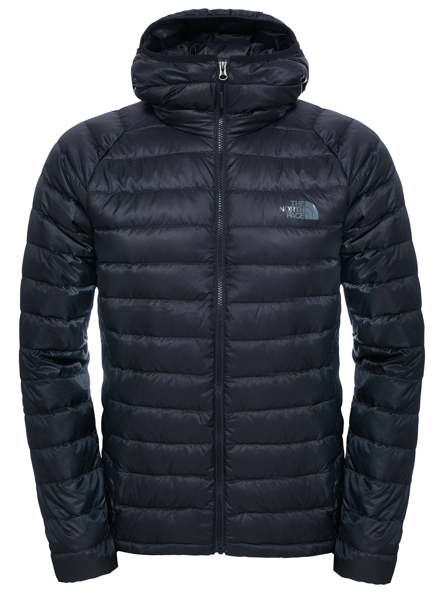 47c4955ff92c The North Face Men s Trevail Hooded Jacket at John Lewis   Partners
