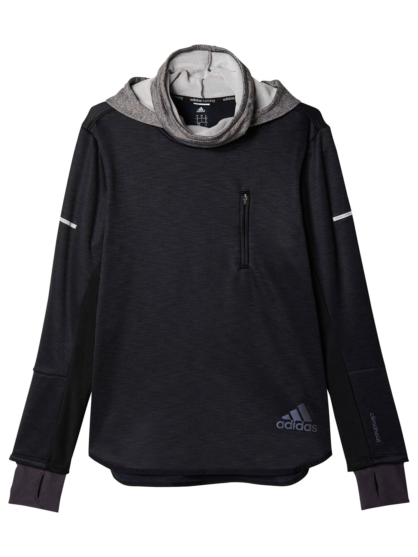 BuyAdidas Sequencials Climaheat Hoodie 781d99b4642
