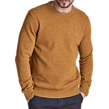 Buy Barbour Tisbury Lambswool Crew Neck Jumper Online at johnlewis.com