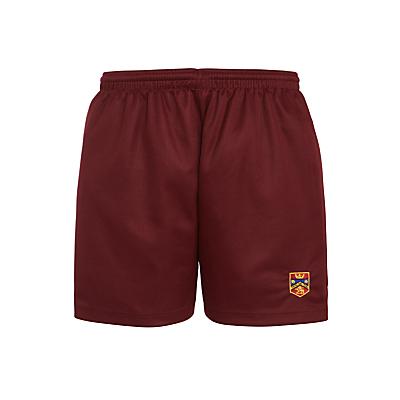 Product photo of Highclare school senior shorts