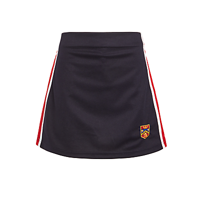 Highclare School Girls' Junior PE Skorts, Navy